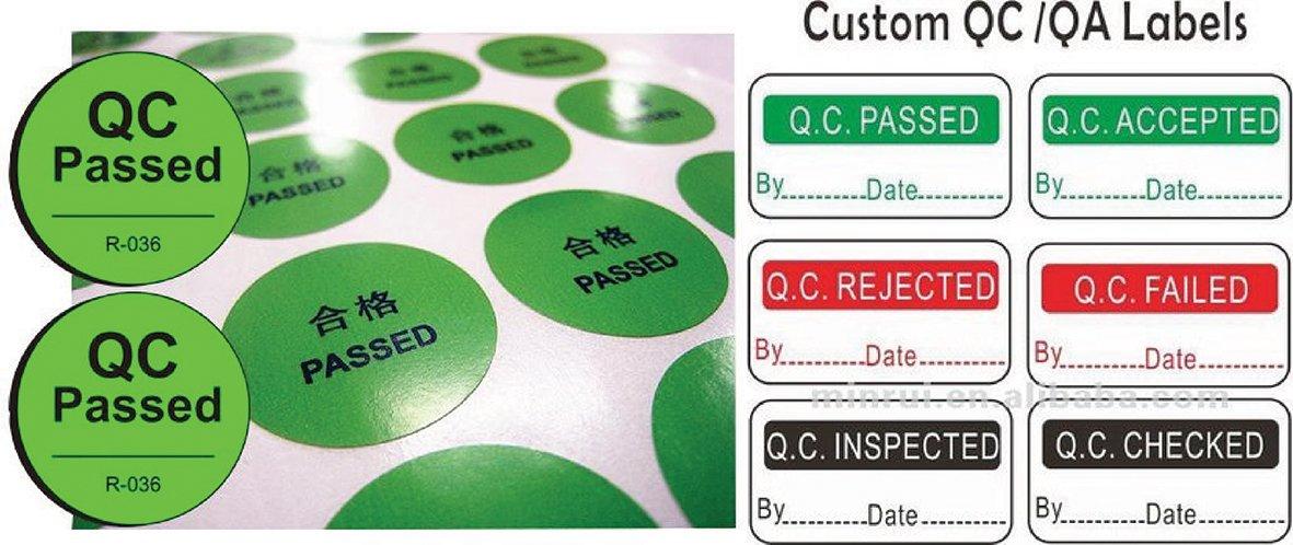 in sticker chu QC passed hcm