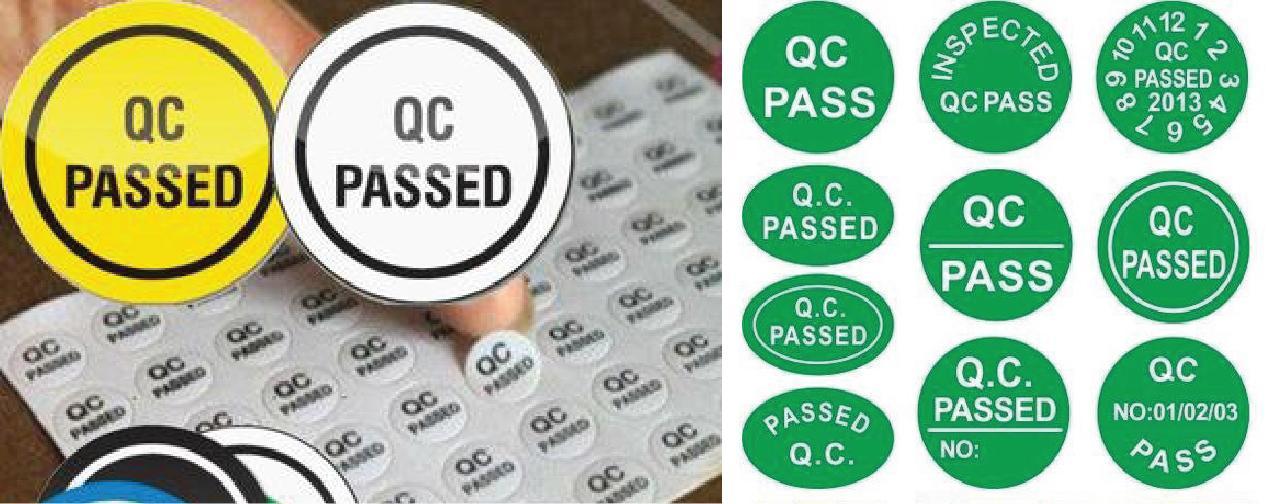 in tem Qc pass